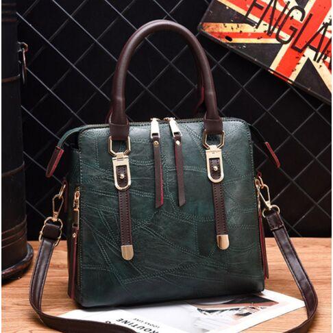 Женские сумки - Женская сумка ACELURE, зеленая 1142