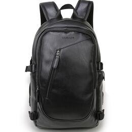 Мужской рюкзак VORMOR для ноутбука, черный 1144