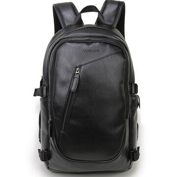Мужской рюкзак VORMOR для ноутбука, черный П1144