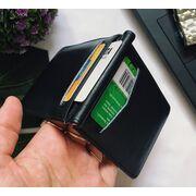 Зажим, кошелек NewBring, черный П1151