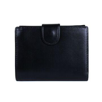 Мужской кошелек, черный  П0014