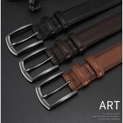 Мужские ремни и пояса - Мужской ремень CCOOLERFIRE, коричневый П1159