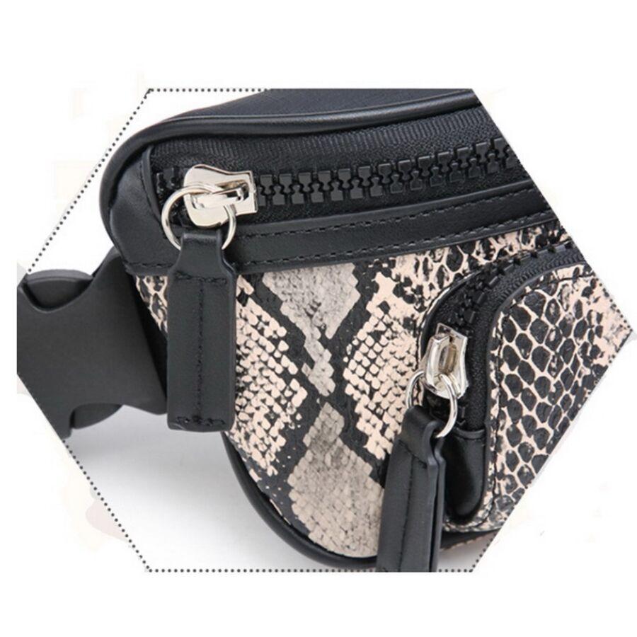 Поясные сумки - Женская сумка поясная FUNMARDI, бананка 1164