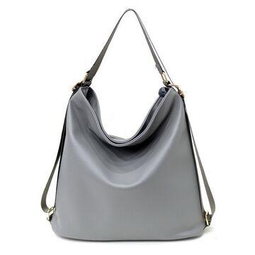 Женская сумка FUNMARDI, серая П1168