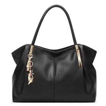 Женская сумка FUNMARDI, черная П1169