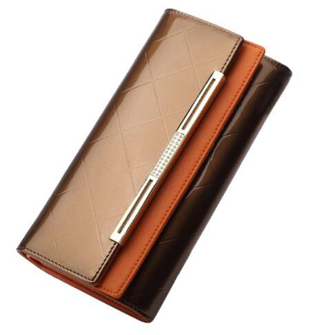 Женские кошельки - Женский кошелек EIMORE, коричневый П1176