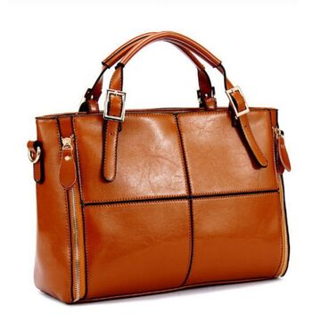 Женская сумка FUNMARDI, коричневый П1179