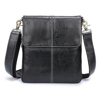 Мужская сумка VORMOR, черная 1180