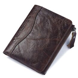 Женский кошелек KAVI'S, коричневый 1176