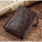 Женские кошельки - Женский кошелек KAVI'S, коричневый 1176