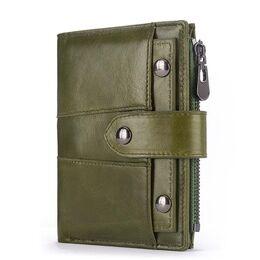 Женский кошелек KAVI'S, зеленый 1185