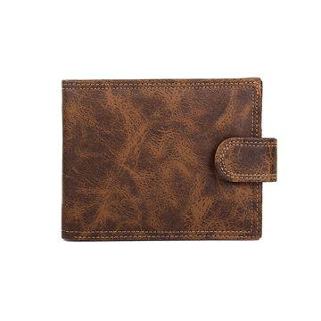 Мужской кошелек Badiya, коричневый П1190