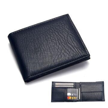 Мужской кошелек Badiya, черный П1193