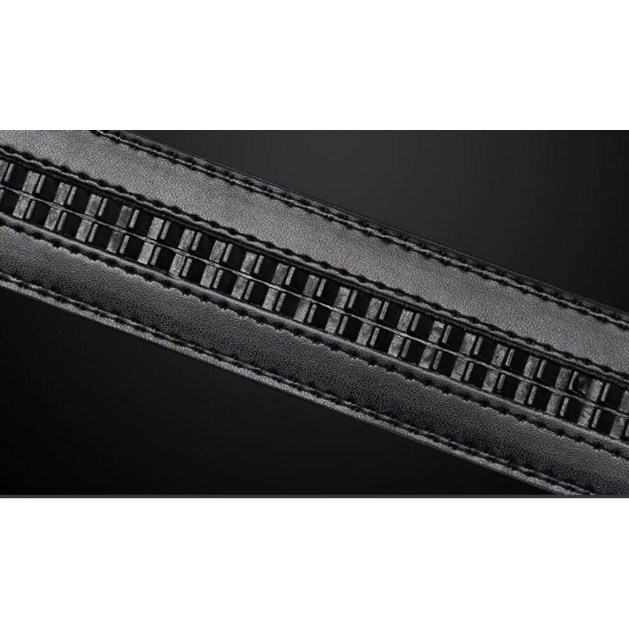 Мужские ремни и пояса - Мужской ремень BISON DENIM, коричневый П0018
