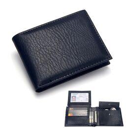 Мужской кошелек Badiya, черный 1195