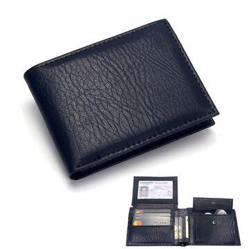 Мужской кошелек Badiya, черный П1195
