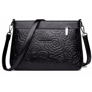 Женская сумка PHTESS, черная 1196