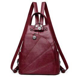 Женский рюкзак PHTESS, красный 1197