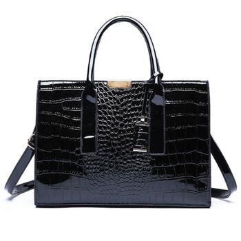 Женская сумка ACELURE, черная 1199