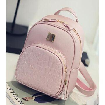 Женский рюкзак Joypessie, розовый П1201
