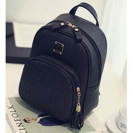 Женский рюкзак Joypessie, черный 1202