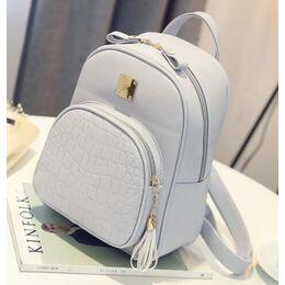 Женский рюкзак Joypessie, серый 1203
