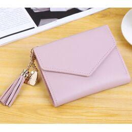 Женский кошелек DOMON, фиолетовый 1206