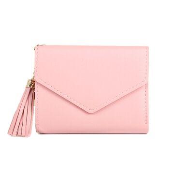 Женский кошелек DOMON, розовый П1207