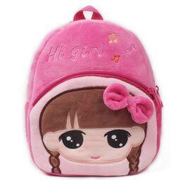 Детский рюкзак, розовый 1211