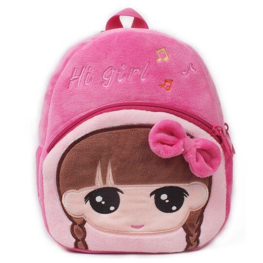 Детские рюкзаки - Детский рюкзак, розовый П1211