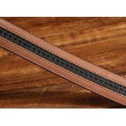 Мужской ремень DWTS, коричневый П1222
