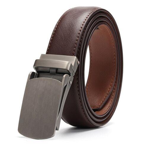 Мужские ремни и пояса - Мужской ремень DWTS, коричневый 1225