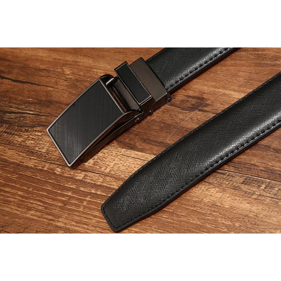 Мужские ремни и пояса - Ремень мужской DWTS, черный 1226