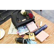 Женские сумки - Женская сумка, коричневая П0022