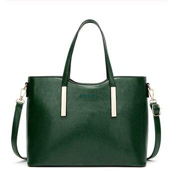 Женская сумка ACELURE, зеленая 1241