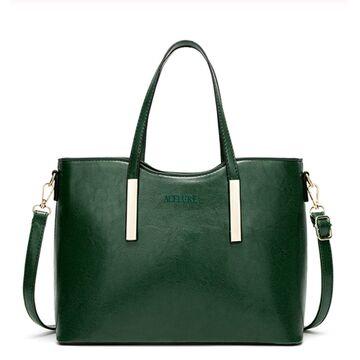 Женская сумка ACELURE, зеленая П1241