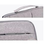 Сумки для ноутбуков - Сумка GOOJODOQ, для ноутбука розовая П2738
