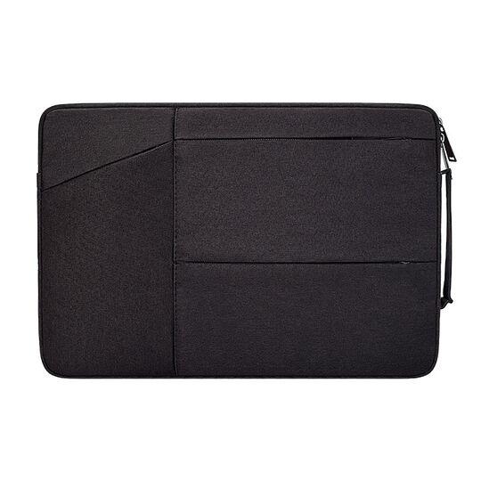 Сумки для ноутбуков - Сумка GOOJODOQ, для ноутбука черная П2739