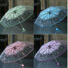 Женские зонты - Зонтик, фиолетовый 0027