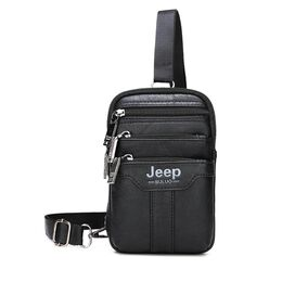 Мужская сумка JEEP BULUO черная 1273