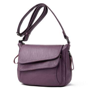 Женская сумка PHTESS , фиолетовая П1275