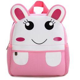 Детский рюкзак, розовый 0028