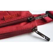 Поясные сумки - Сумка поясная, бананка, красная П1286