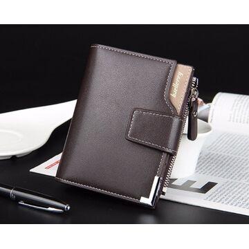 Мужской кошелек Baellerry, коричневый П0030