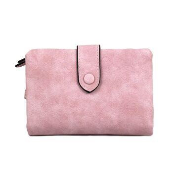 Женский кошелек DWTS, розовый П1308