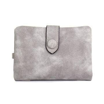 Женский кошелек DWTS, серый П1309