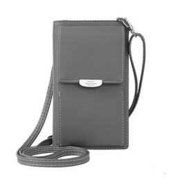 Женский кошелек DWTS, серый 1316