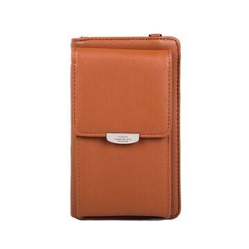 Женский кошелек DWTS, коричневый П1320