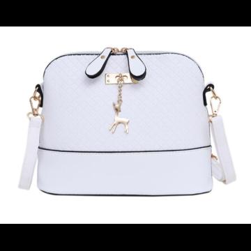 Женская сумка, белая П1321