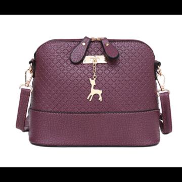 Женская сумка, красный П1322